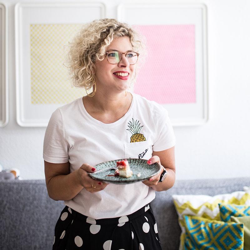 Auf ein Stück Kuchen bei: Anna Sterntaler von Pinterest 5