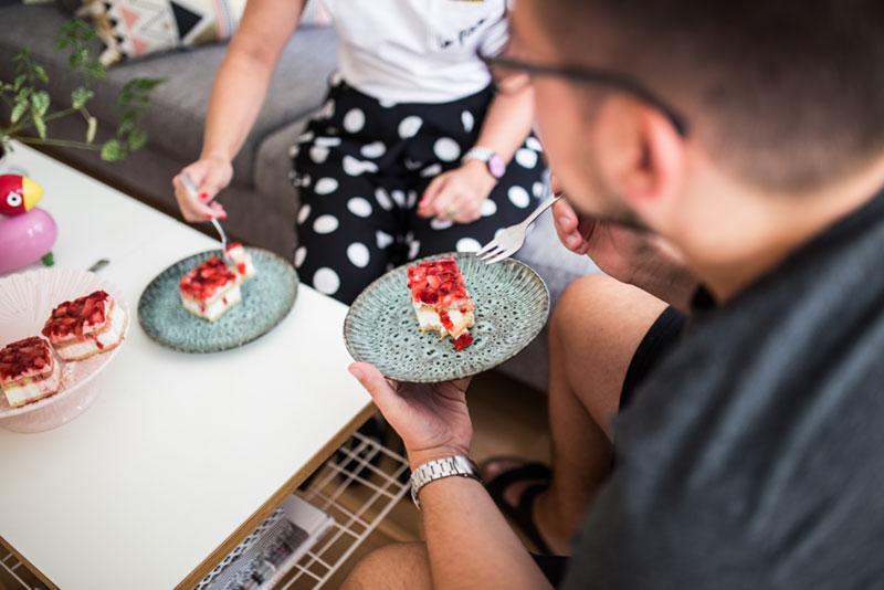 Auf ein Stück Kuchen bei: Anna Sterntaler von Pinterest