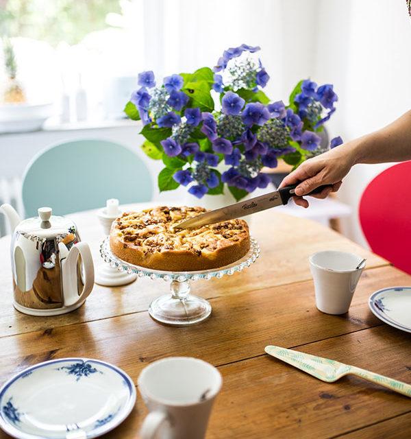 Auf ein Stück Kuchen bei: Nina Bott 11
