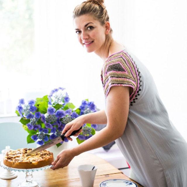 Auf ein Stück Kuchen bei: Nina Bott 4