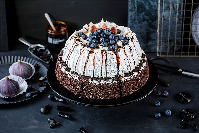 Lakritz-Special: Torte und Dessert treffen auf Lakritz