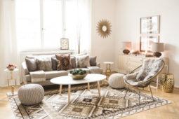 Die neue Gemütlichkeit: Ethno-Trend für Zuhause