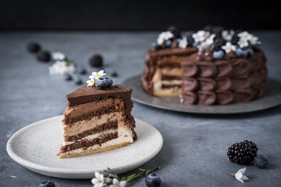 Coppenrath & Wiese Mousse au Chocolat-Torte, allhunkydory, Blogger-Aktion