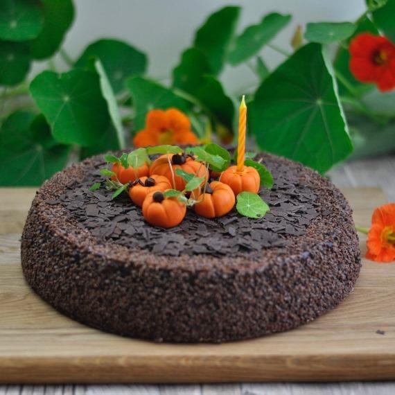 Coppenrath & Wiese Mousse au Chocolat-Torte, craftyneighboursclub, Blogger-Aktion