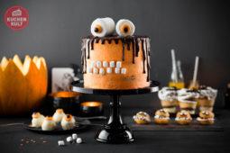 Monster-Torte und Snacks für Halloween – schockierend gut!
