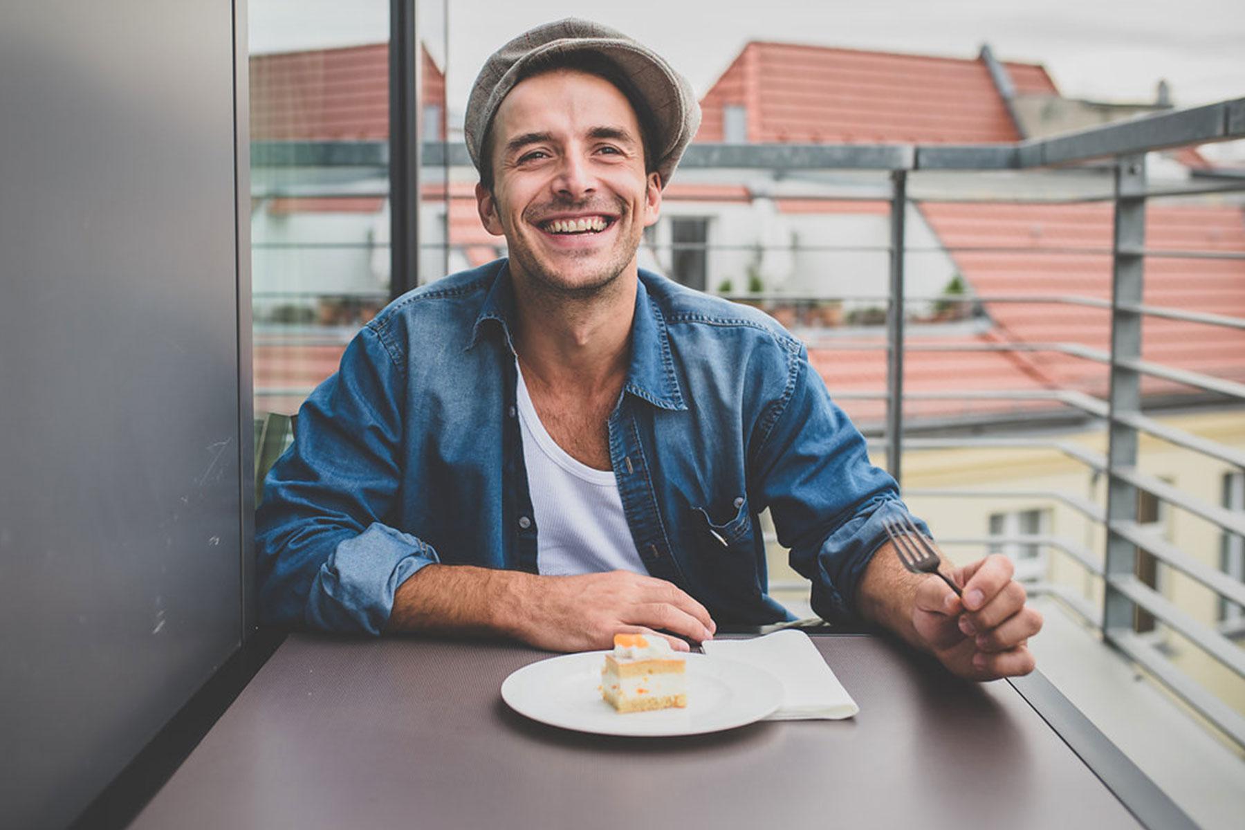 Auf ein Stück Kuchen mit Max Alberti 6