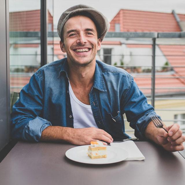 Auf ein Stück Kuchen mit Max Alberti 7