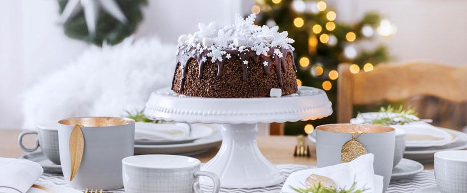 Weihnachtstorten und Kuchen -grandiose und einfache Rezepte!