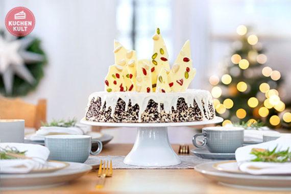 Stracciatella Kirsch Torte Coppenrath und Wiese selfmade Schokolade selber machen