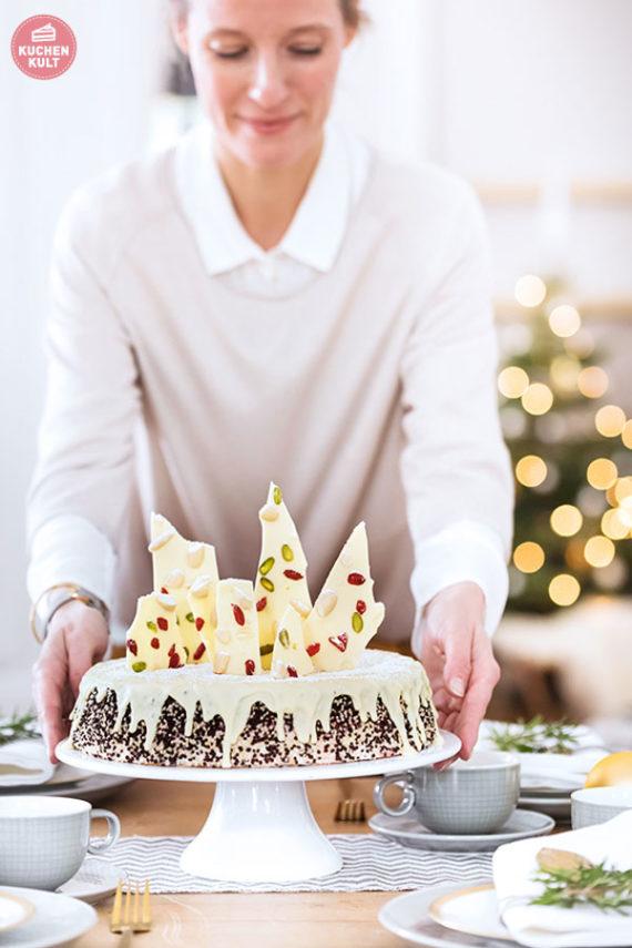 Stracciatella Kirsch Torte Coppenrath und Wiese