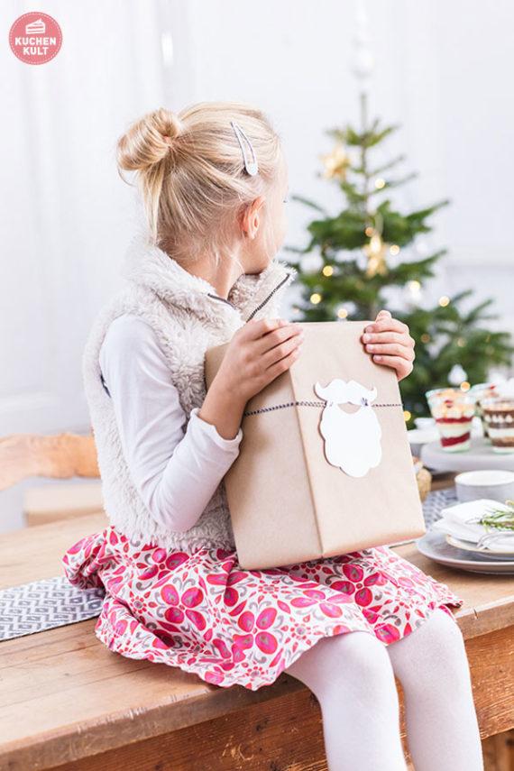Weihnachten Geschenke verpacken Ideen