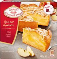 Lust auf Kuchen feiner Apfel Coppenrath & Wiese