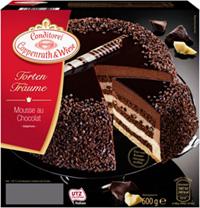 Torten-Träume Mousse au Chocolat Coppenrath & Wiese Verpackung