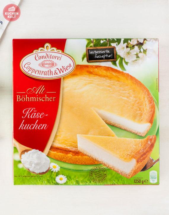 Altböhmischer Käsekuchen Coppenrath und Wiese