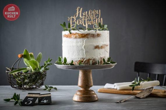 Lust auf Kuchen Feiner Apfel Coppenrath & Wiese Geburtstagstorte