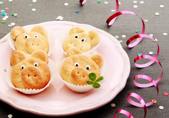 Glückssschweine