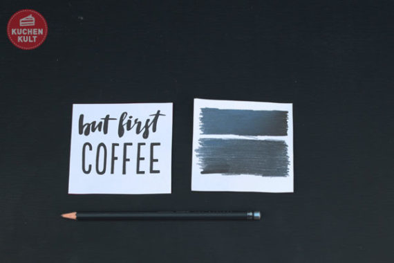 Tassen selbst gestalten Tassen selbst bemalen Tassen beschriften Sprüche Anleitung
