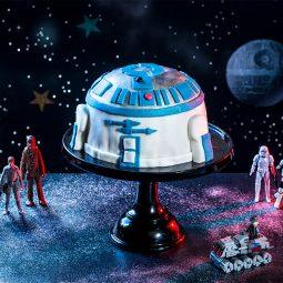 Die Torte zum galaktischen Kindergeburtstag 1