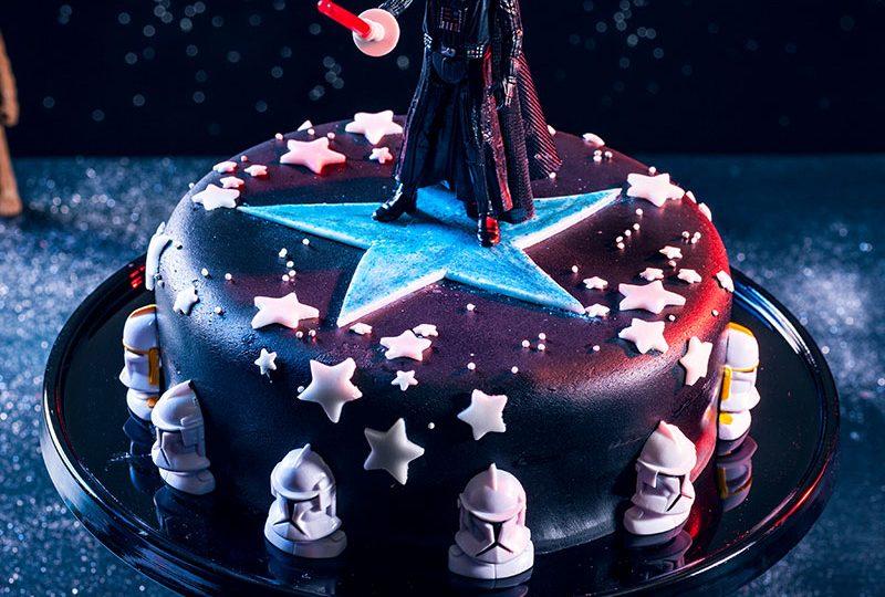 STAR WARS-Torte, Kindergeburtstag mit Kultfaktor! 1