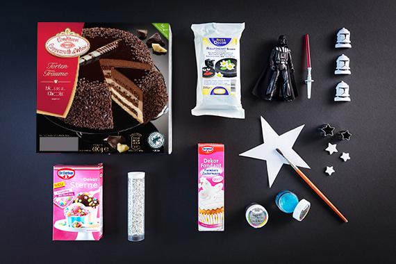 STAR WARS-Torte, Kindergeburtstag mit Kultfaktor! 2
