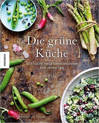 Trendfarbe 2017 Greenery Buch Die grüne Küche