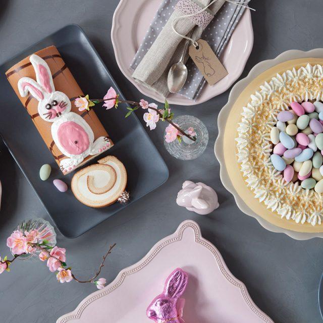 Ostern Kuchen & Ostern Torten Rezepte » Fondant Torte Zu