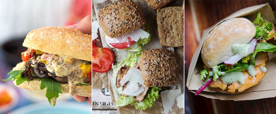 Leckere Burger grillen am 1. MaiHier sind unsere top 11!
