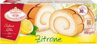 Ganz easy: Zitronen-Sahne-Rolle mit Beeren