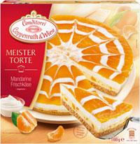 Coppenrath&Wiese Meistertorte Mandarine Frischkäse Verpackung