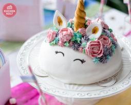 """Diese Einhorn-Torte hat ein """"cooles Geheimnis""""!"""