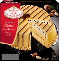 Coppenrath&Wiese Torten-Träume Marzipan Mandel Verpackung