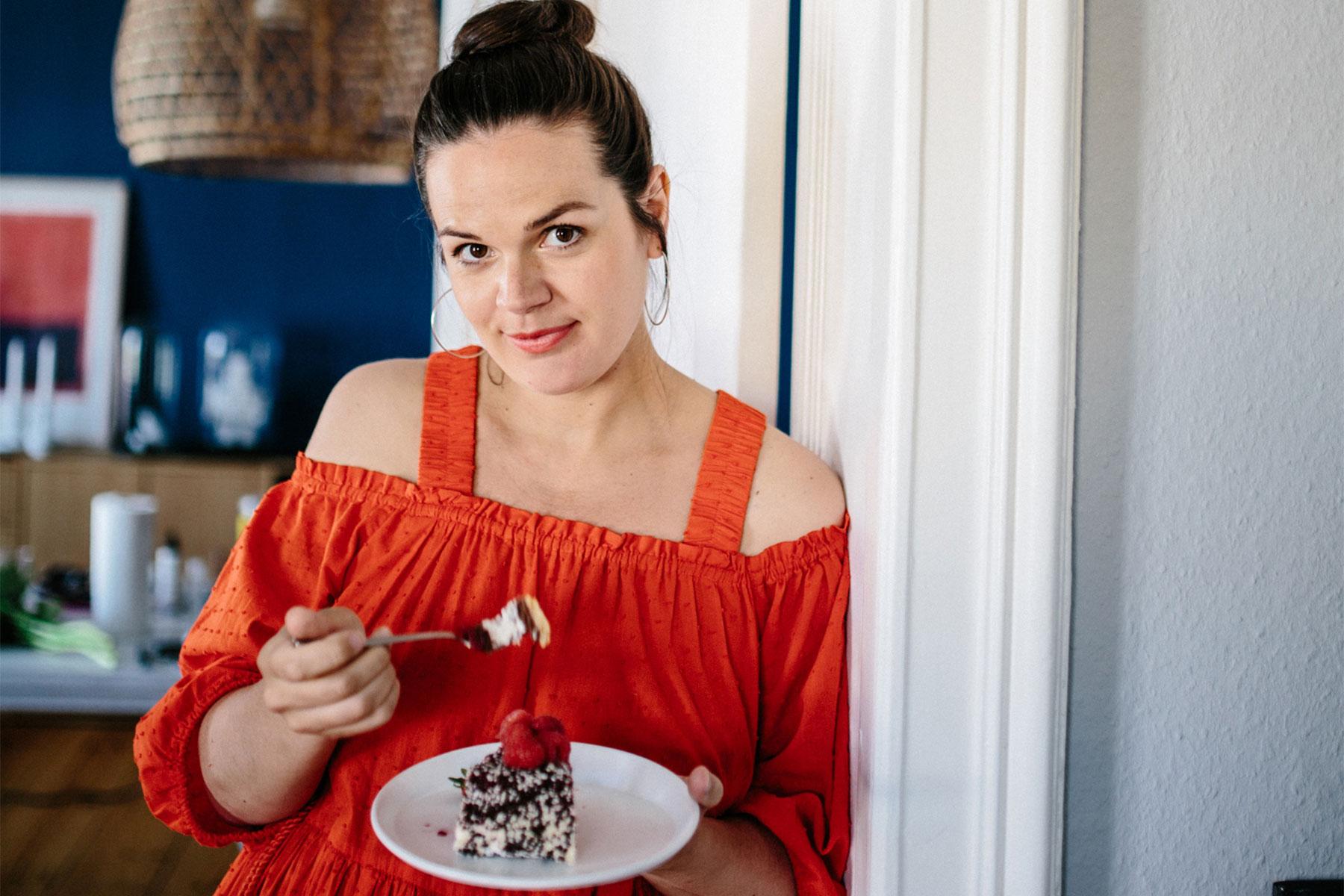 Auf ein Stück Kuchen bei: Camilla Rando (Mummy Mag) 5