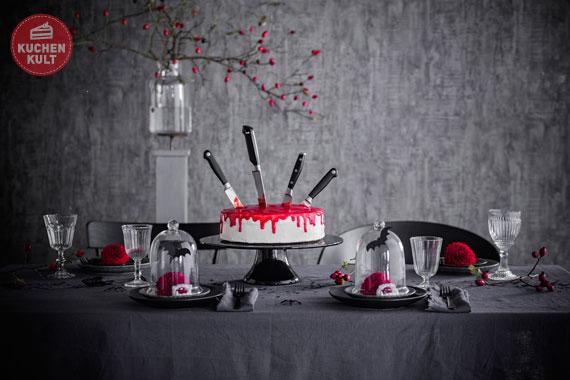 Halloween-Torte-Buffet-Snacks-Rezepte