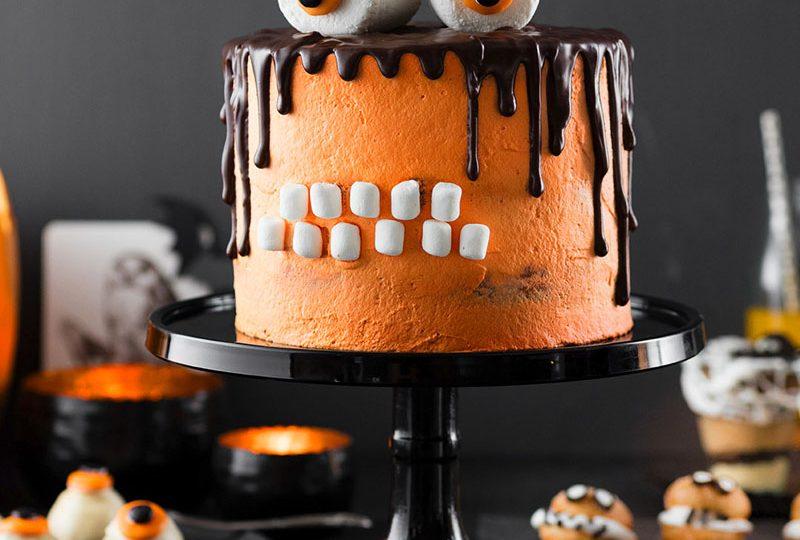 Monster-Torte und Snacks für Halloween – schockierend gut! 20