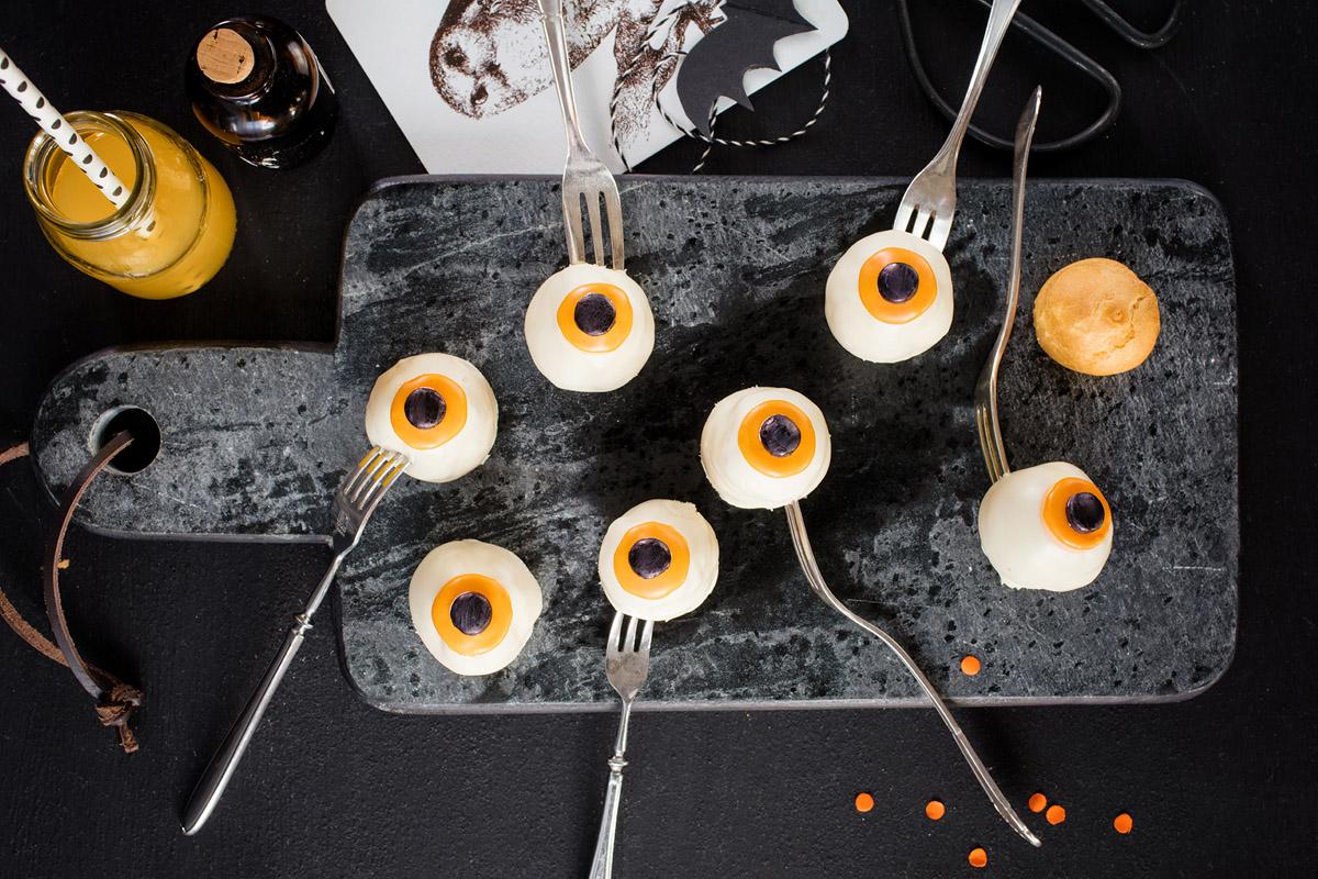 Monster-Torte und Snacks für Halloween – schockierend gut! 1