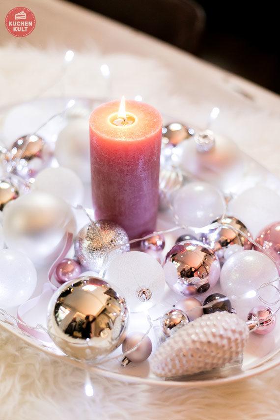 Blogger-Event #tasteofdecember Coppenrath & Wiese, Dr. Oetker, Henkell, Decorize, Weihnachtsdeko