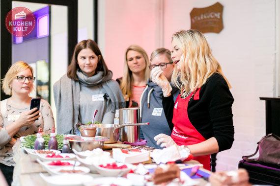 Blogger-Event #tasteofdecember Coppenrath & Wiese, Dr. Oetker, Henkell, Nora Lange