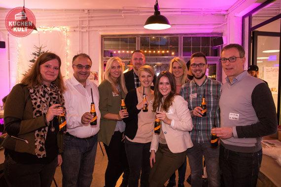 Blogger-Event #tasteofdecember Coppenrath & Wiese, Dr. Oetker, Henkell,