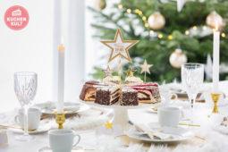 Weihnachten wird lecker! Diese Torten glänzen mit den Kugeln um die Wette!