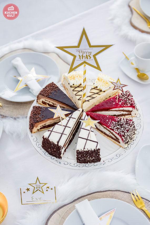 Weihnachten Weihnachtstorten Feinste Sahne Unsere Besten Coppenrath & Wiese