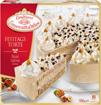 Advent: einfache Torten- , Strudel- und Dessertrezepte für die Weihnachtszeit 1