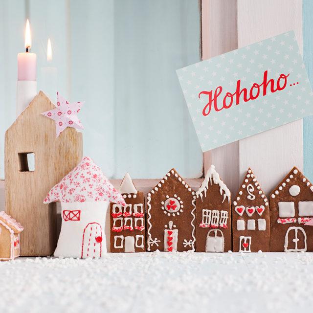 Weihnachtsdessert Rezept und Inspiration mit Lebkuchen