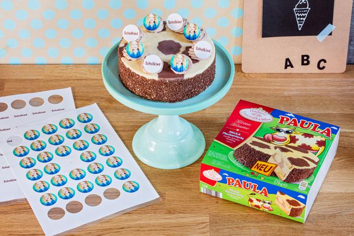 kuchen torte zur einschulung torte zum schulanfang machen. Black Bedroom Furniture Sets. Home Design Ideas