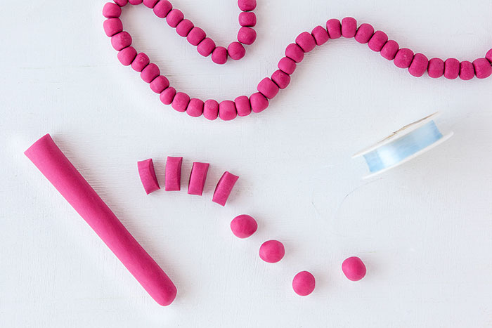 Fondant Deko in Pink für Geburtstagstorte mit Kussmund