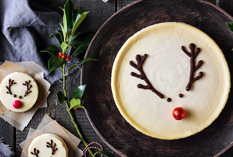 Rudolph's New York Cheesecake