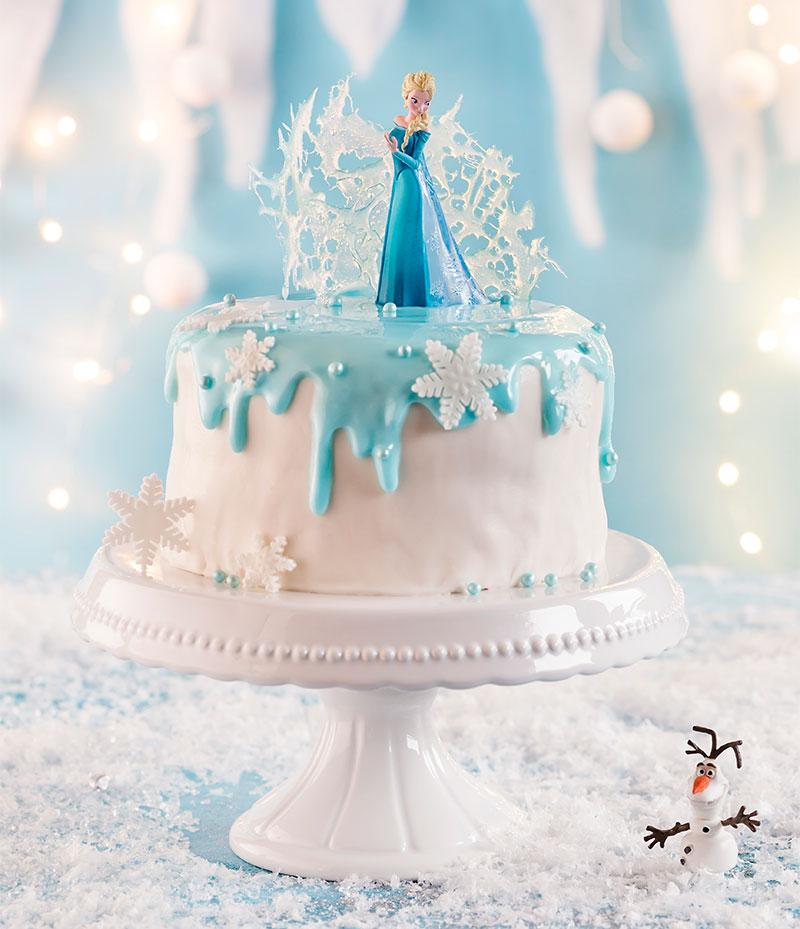 Coole Prinzesinnen Torte Einfach Selber Machen
