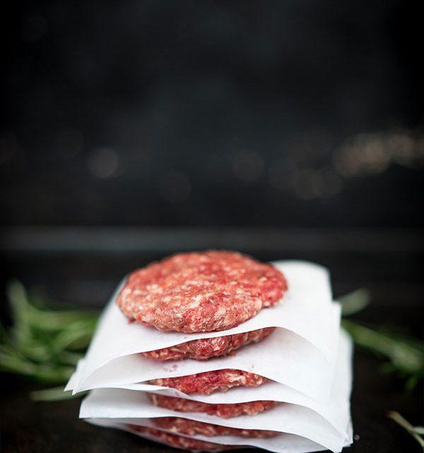 Galloway Burger Anleitung zum selbermachen vom Burgerfleisch