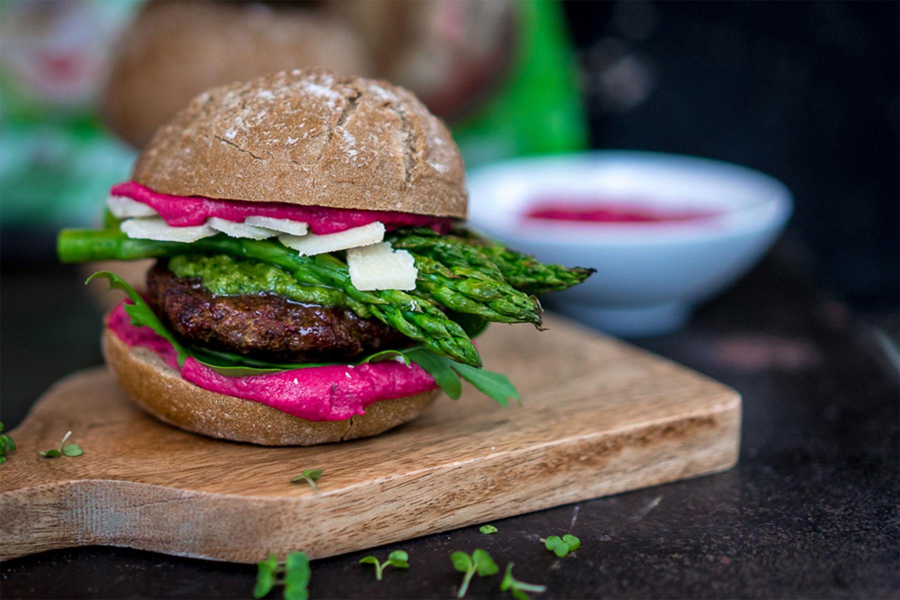 Galloway Burger Rezept und Anleitung zum selber zubereiten