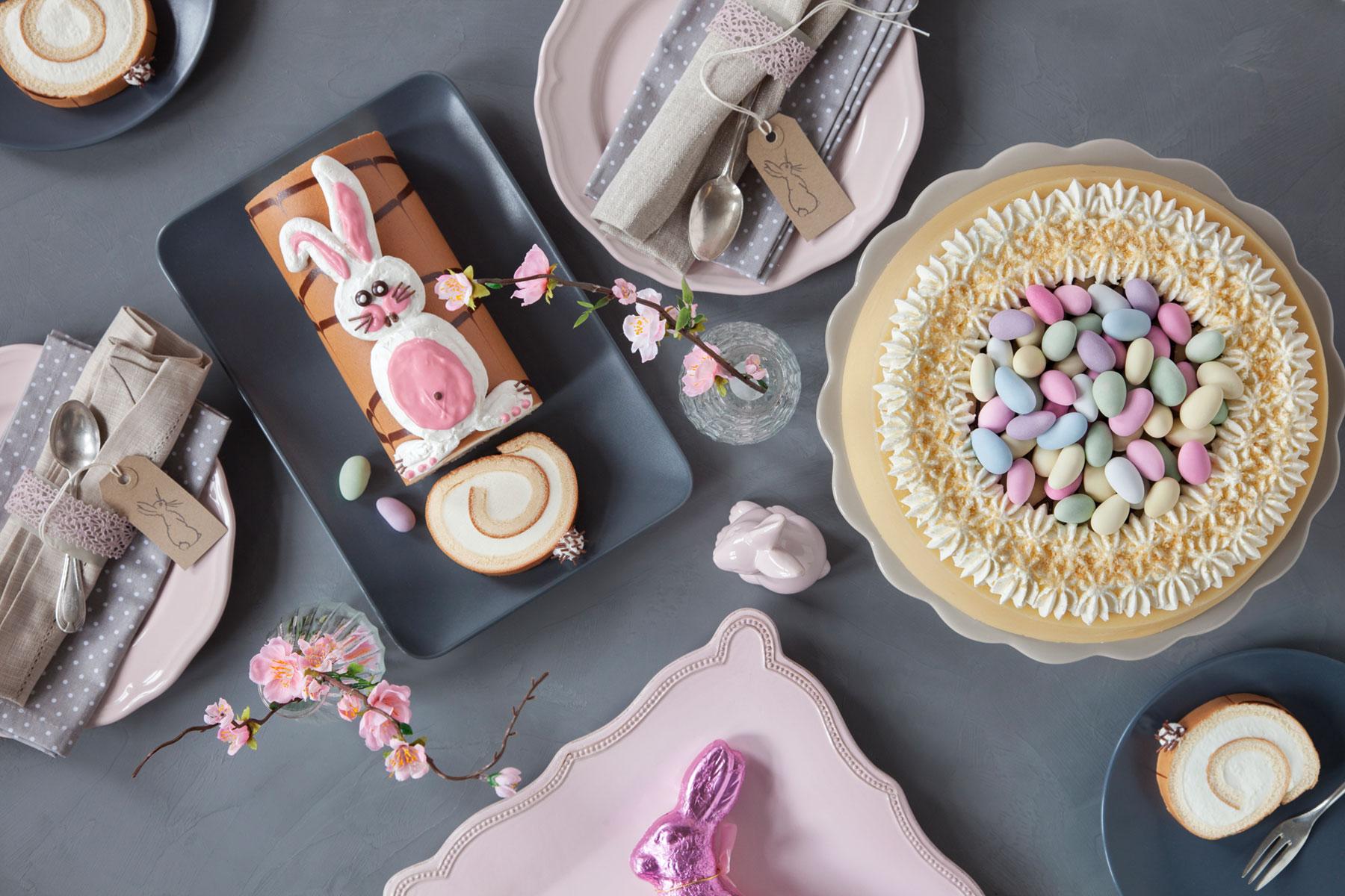 Ostertorte Kuchen Zu Ostern Torten Rezepte Mit Bild