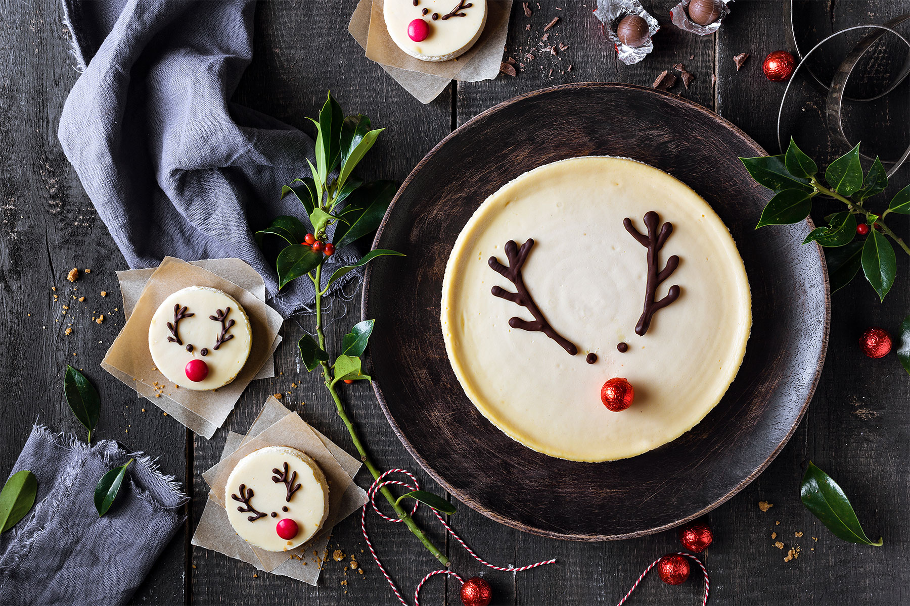 Rudolph's New York Cheesecake 1